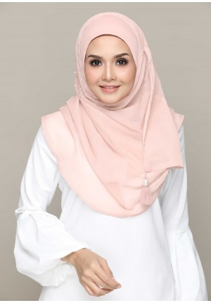 Pearly Wardi-Chic!-Premium Plain with Embroidery and Pearls