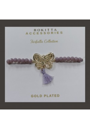 Bracelet colour Lilas