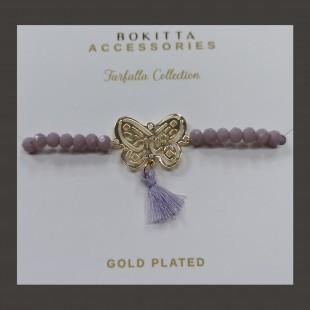Bracelet colour Lilas