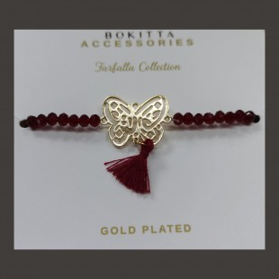 Bracelet colour Rio Red