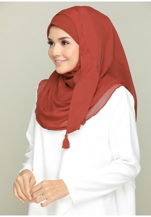 Fulful-CHIC-BASICS Plain Lite Chiffon