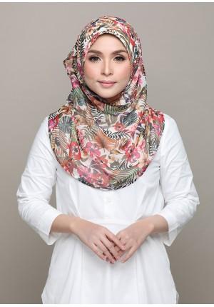 Malaysia -VOILA-Printed Smooth Chiffon