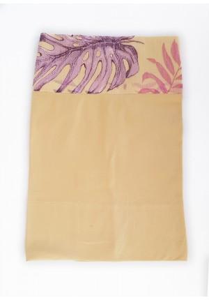 Shangri-la-Bokitta Inner-Printed Smooth Chiffon