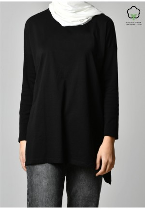 Black-T-Shirt Tulip