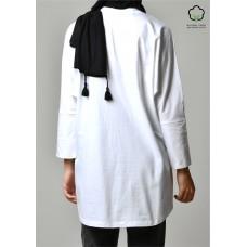 White-T-Shirt Pansy