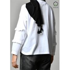 White-T-Shirt Peony
