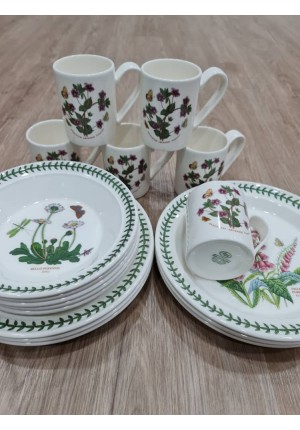 Portmeirion Set 24pcs