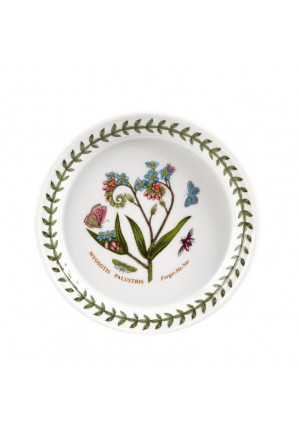 Botanic Garden Seconds 15cm Bread Plate Single (PRICE EXCLUDE SHIPPING)
