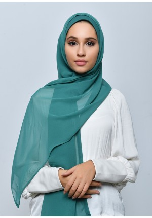 Apple-Free Style-Plain Crepe Chiffon (include inner)