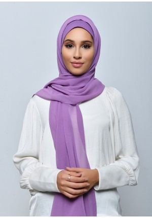 Berry-Free Style-Plain Crepe Chiffon (include inner)