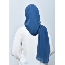 Blueberry-Free Style-Plain Crepe Chiffon (include inner)