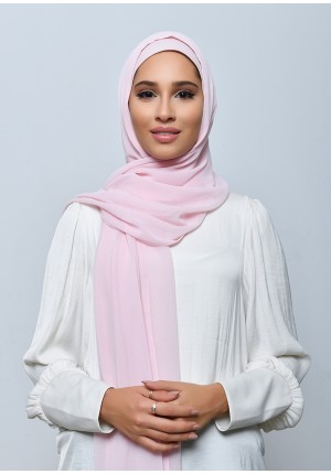 Strawberry-Free Style-Plain Crepe Chiffon (include inner)