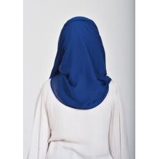 Medieval Blue-Chic!-Plain Smooth Chiffon
