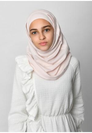 Pale Pink-SlipOn-Polo Cotton-Medium / Short