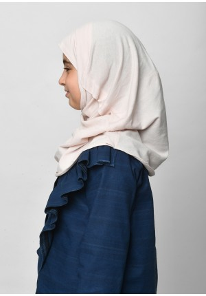 Pale Pink-SlipOn-Polo Cotton-Small / Short