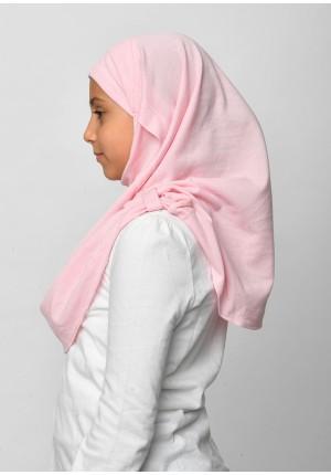 Orchid Pink-SlipOn-Polo Cotton-Small / Long/Maxi