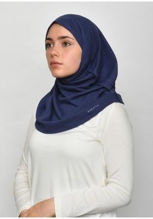 Cobalt-SlipOn-Polo Cotton-Medium / Short