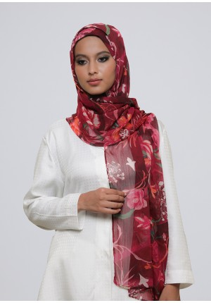 Light My Fire-Free Style with Bokitta Inner-Printed Crinkled Chiffon